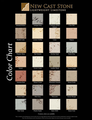 Download Color Chart