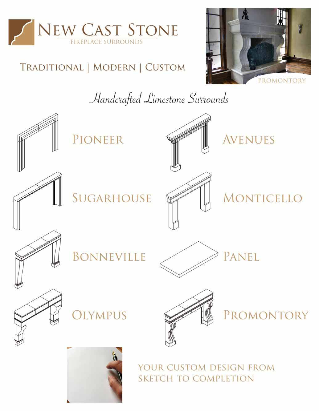 Download Fireplace Surround Brochure.pdf